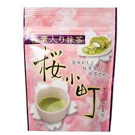 桜葉入り抹茶 桜小町 / 30g