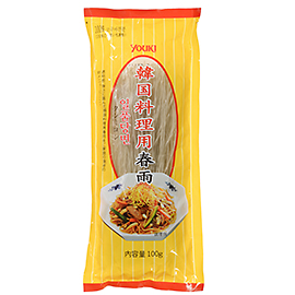 ユウキ 韓国料理用春雨 / 100g