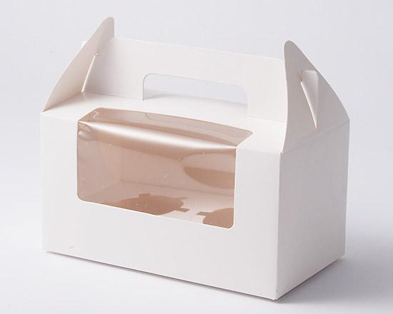 カップケーキボックス(2個用)