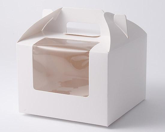 カップケーキボックス(4個用)