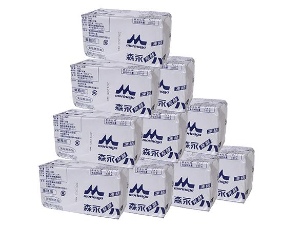森永発酵バター(食塩無添加) / 450g×10個セット