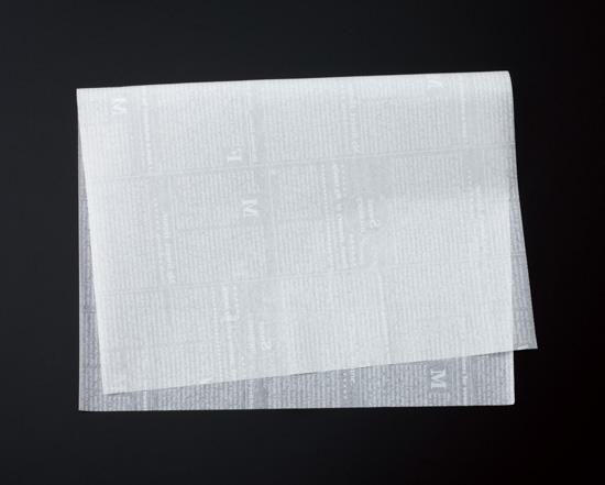 クッキングペーパー シート ニュース白 フレンチサイズ / 10枚