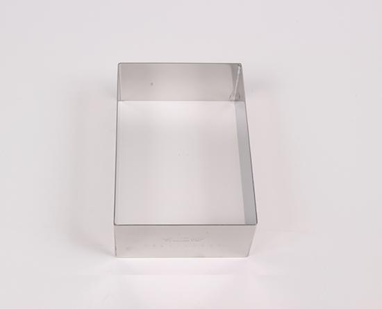 アルゴン長角セルクル 150×100×H50 / 1個
