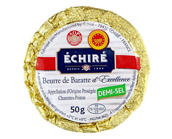 エシレ発酵バター ポーション 有塩 / 50g