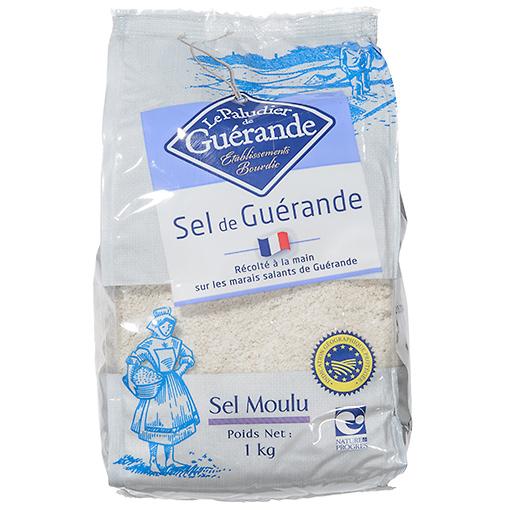 ゲランドの塩(顆粒)