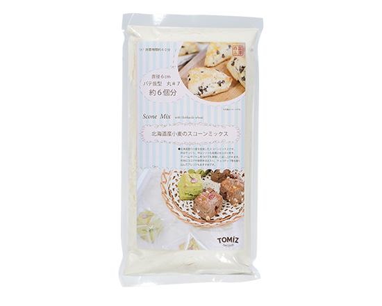 北海道産小麦のスコーンミックス / 200g