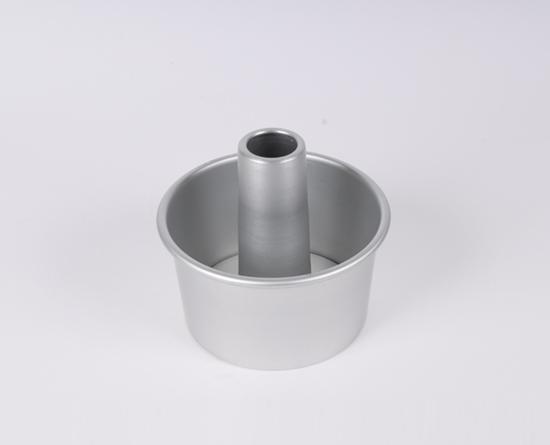 アルミ プレス シフォンケーキ型 10cm / 1個
