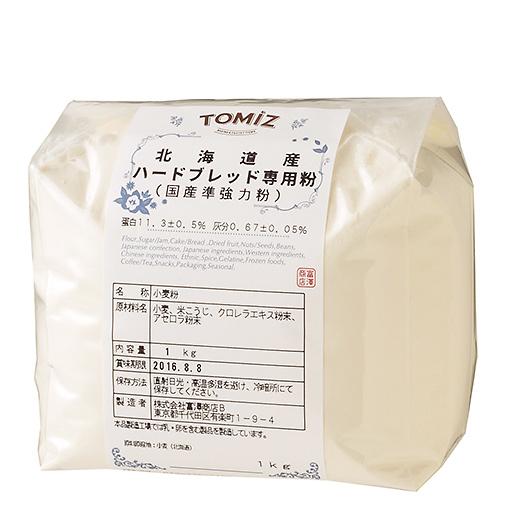 準強力粉(北海道産ハードブレッド専用粉ER)