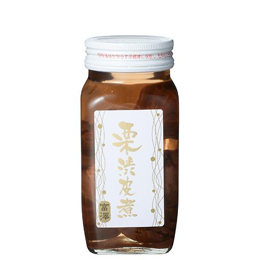 栗渋皮煮 (小瓶)(2個は飾り用)