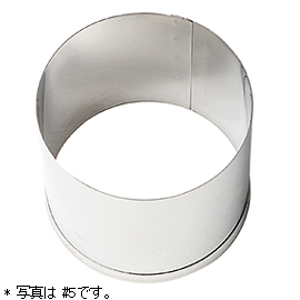 セルクル3センチ(パテ抜型 丸 / #3)