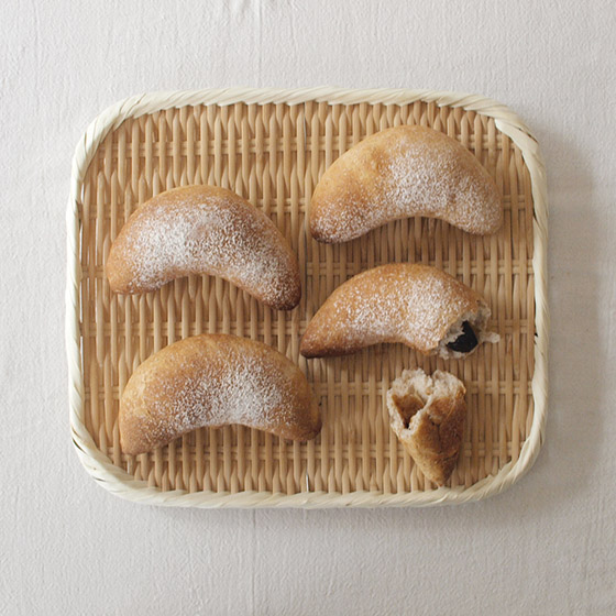 黒いちじくのふすまパン
