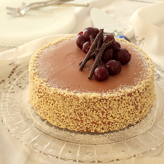 ティーショコラケーキ