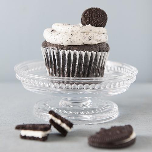 クッキーアンドクリームカップケーキ