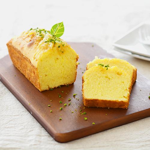 レモンパウンドケーキ