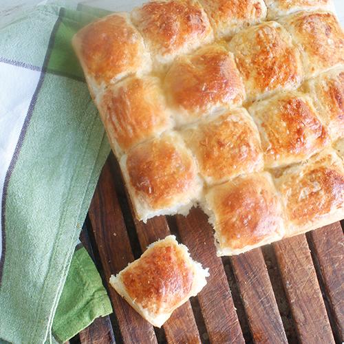 はちみつちぎりパン