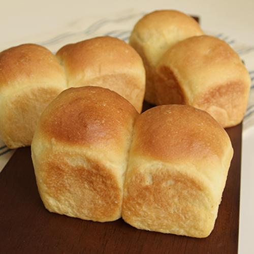キタノカオリで作るミニ食パン