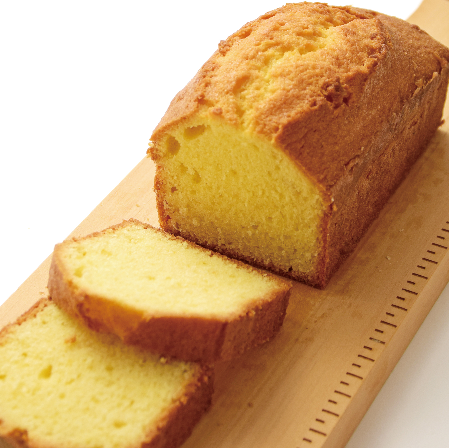 基本のパウンドケーキ