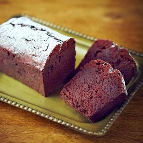 濃厚生チョコケーキ