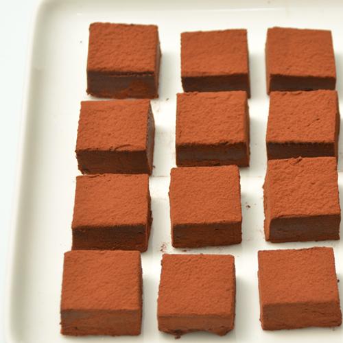 クラシック生チョコレート