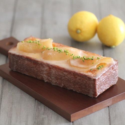 グラスレモンケーキ