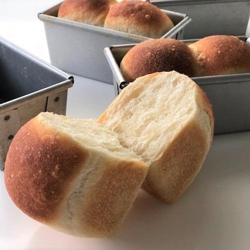 基本のミニ食パン