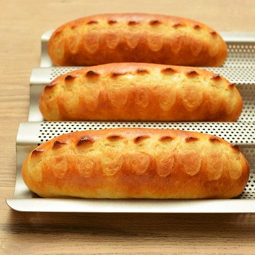 フランスパン天板で作る 基本のパンオレ