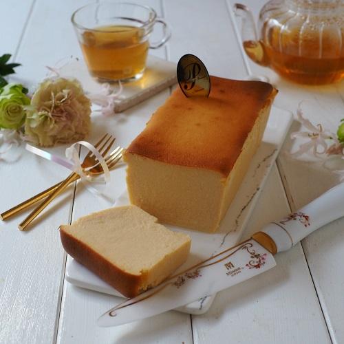 低糖質!豆腐チーズテリーヌ(グルテンフリー)