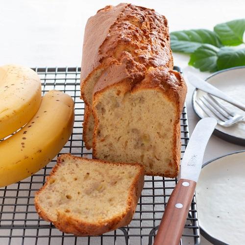 バナナ ケーキ 薄力粉