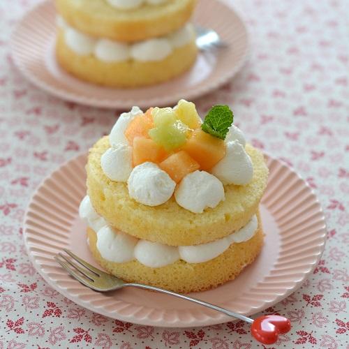 ミニショートケーキ