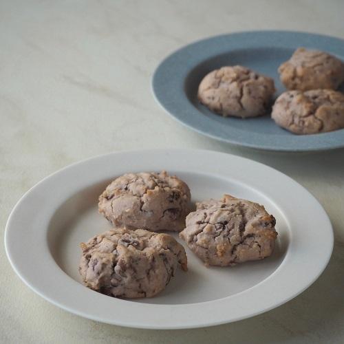 米粉のあんクッキー