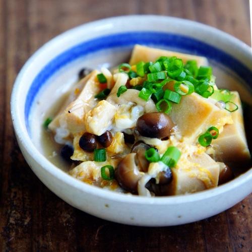 ★高野豆腐の卵とじ★