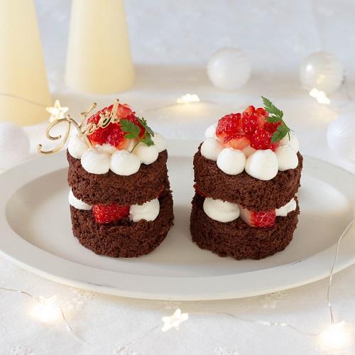 時短レシピ☆電子レンジでチョコケーキ