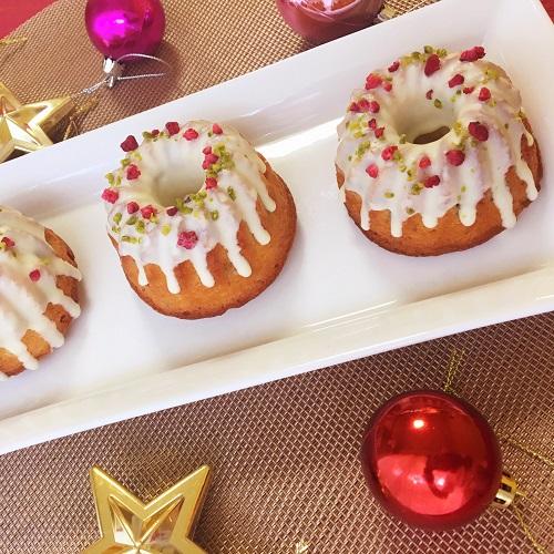 パティシエレシピのクリスマスミニクグロフ