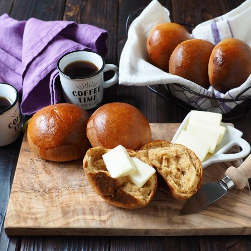 簡単!低糖質ふすまパン