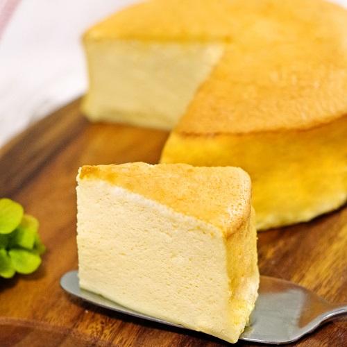 基本のスフレチーズケーキ