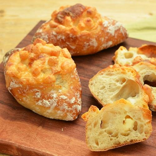 冷蔵発酵で作る 基本のチーズクッペ