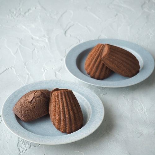 グルテンフリー!米粉のチョコマドレーヌ