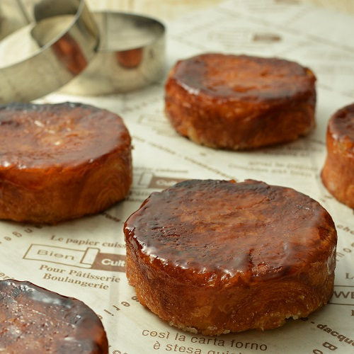 ブルターニュの発酵菓子 クイニーアマン