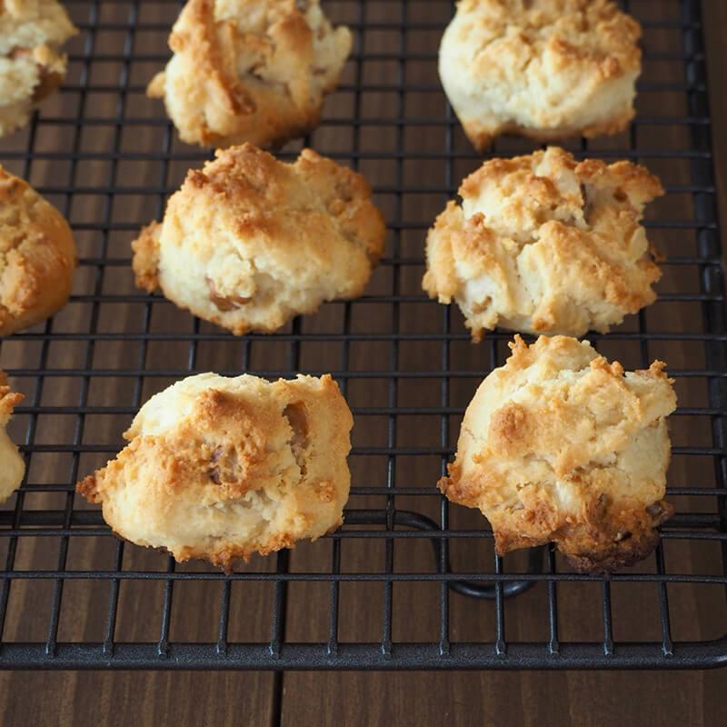 米粉の豆腐ハニークッキー