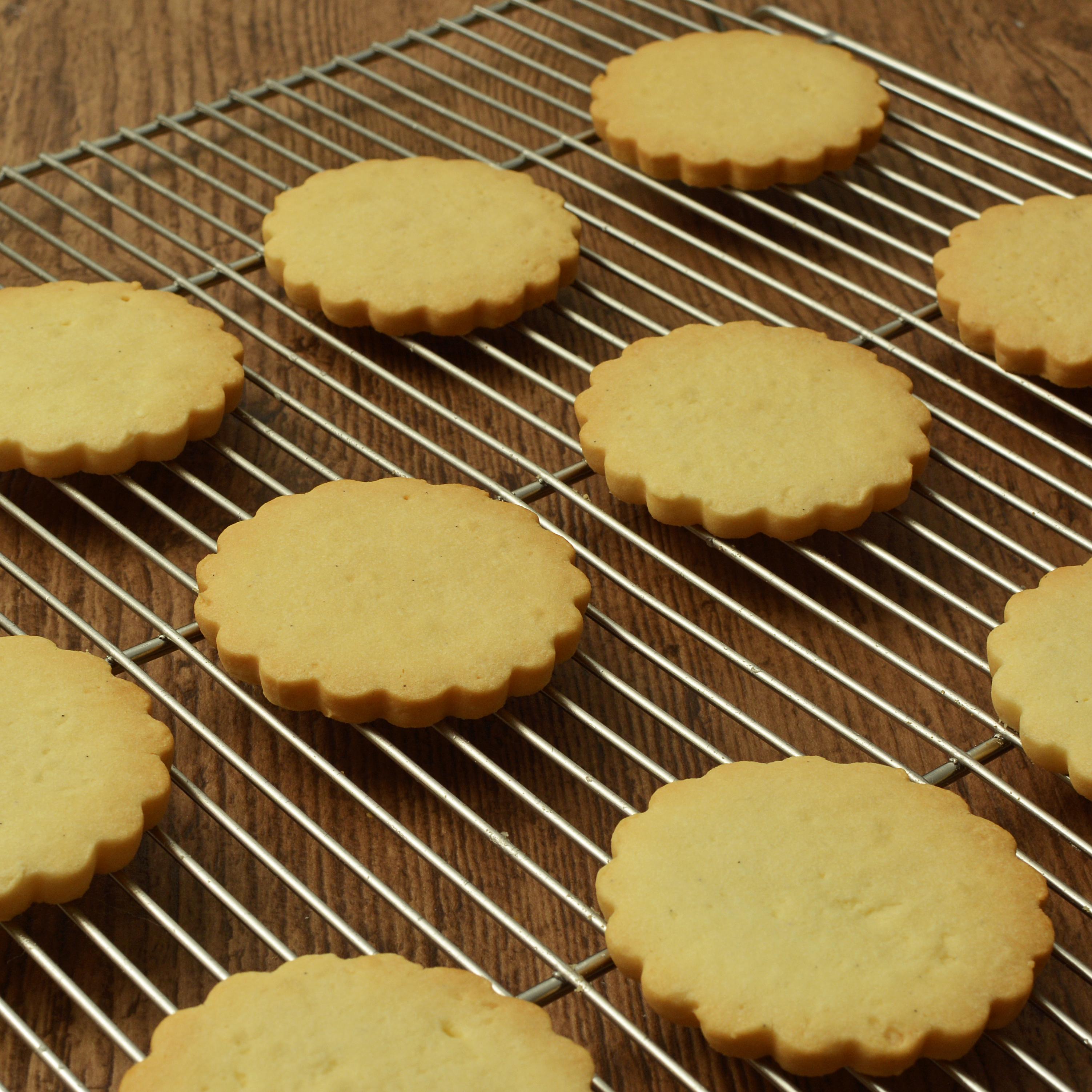 ミズホチカラのクッキー