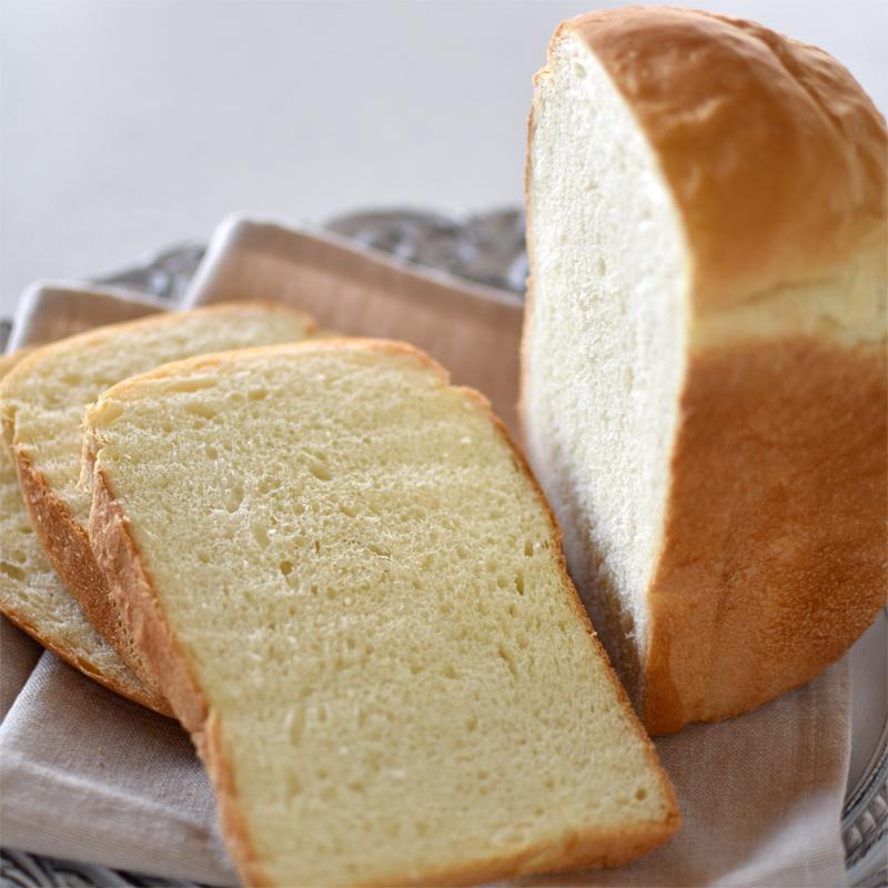 パネトーネ酵母で作る ミルク食パン HB編