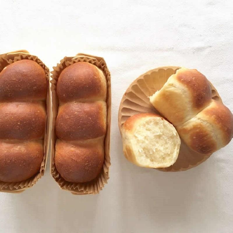 やわらかたまごパン