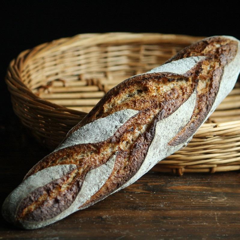 ライ麦パン:60%