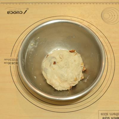 1次発酵1