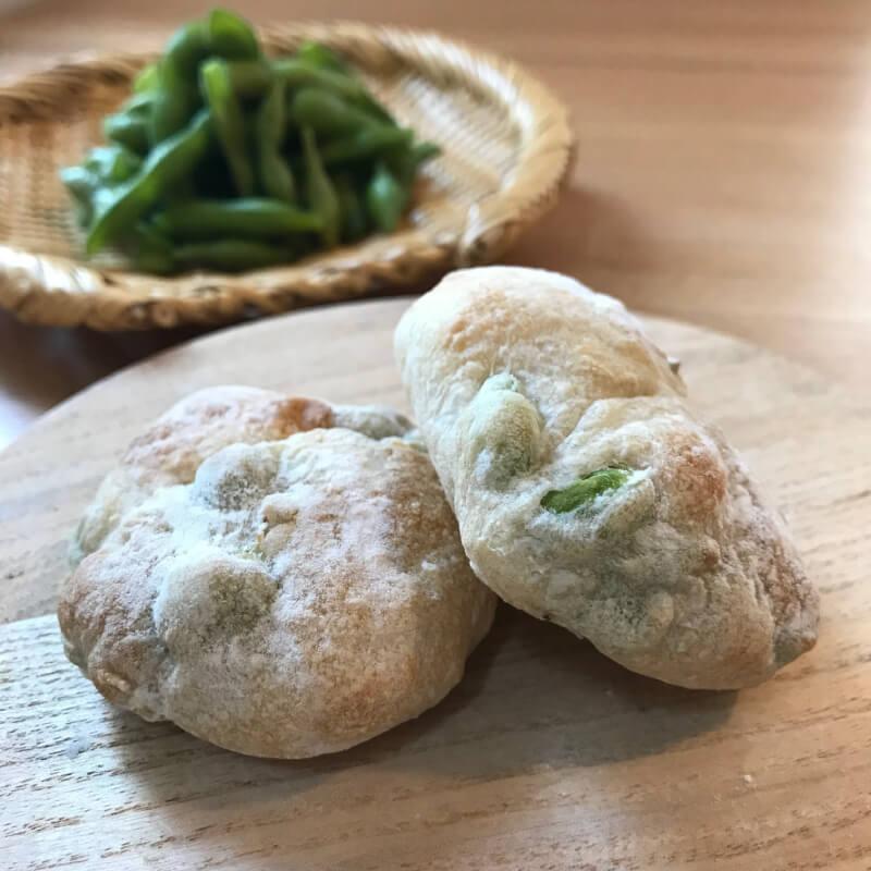 枝豆オリーブ
