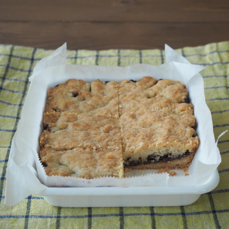 米粉のレーズンサンドクッキー
