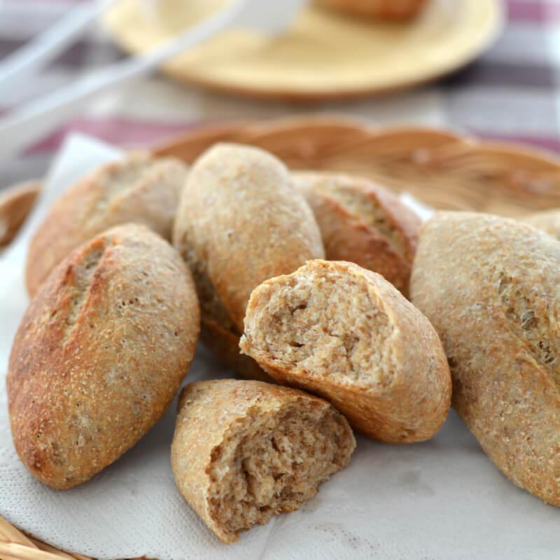 ふすま豆腐パン