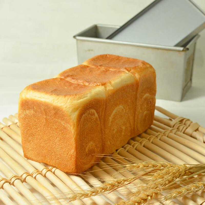 春よ恋プレミアム100%で作る 基本の食パン