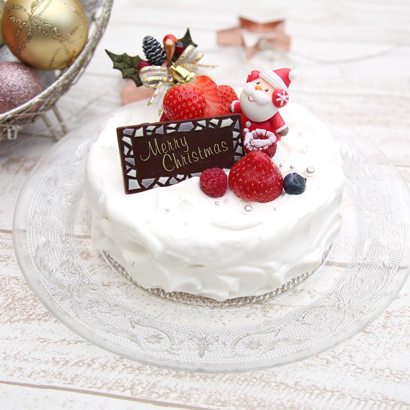 ショートケーキ クリスマス