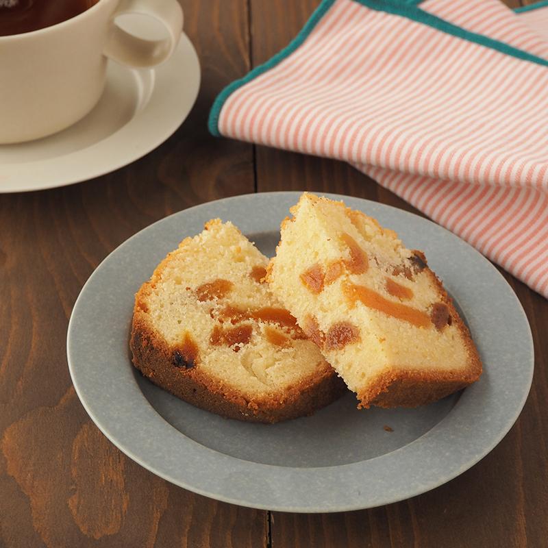 ホームベーカリーで作るアプリコットヨーグルト米粉ケーキ